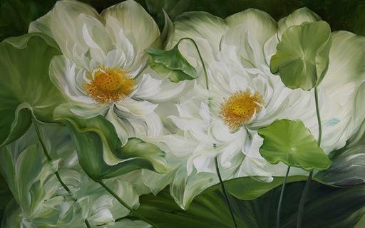 Hoa là nữ hoàng tối thượng, không phải để phục vụ người
