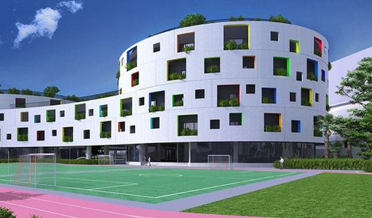 VAS ra mắt cơ sở hiện đại nhất tại khu đô thị Sala