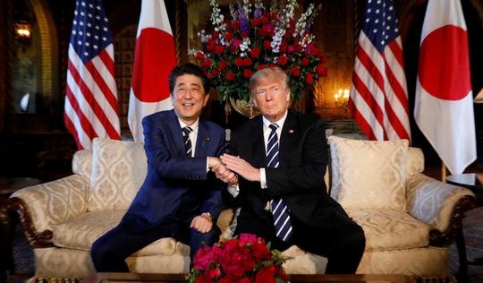 Ông Trump 'chúc phúc' bán đảo Triều Tiên sớm chấm dứt chiến tranh