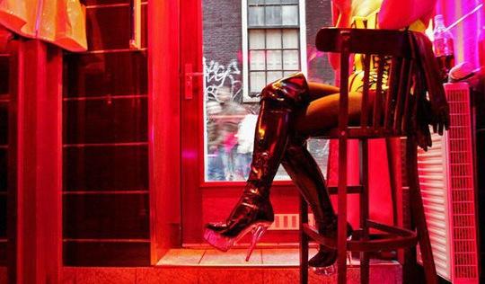 Phố đèn đỏ nơi cấm nơi cho: 18 năm phố đèn đỏ Hà Lan