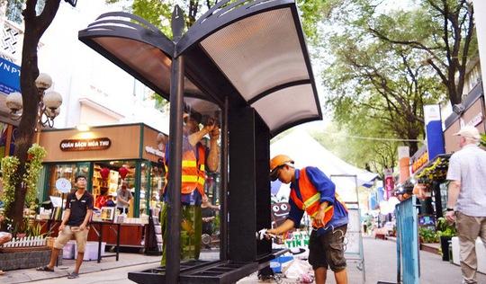 Xe buýt sách sẽ xuất hiện ở Đường Sách Sài Gòn