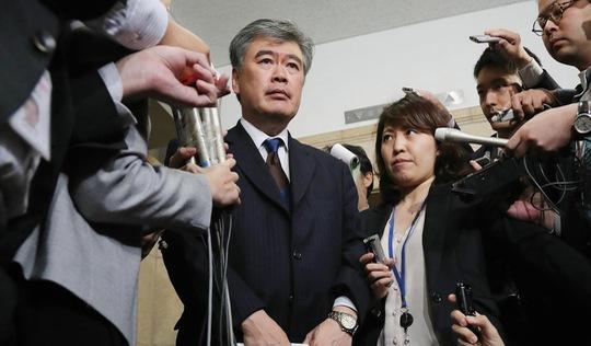 Thứ trưởng từ chức vì bê bối tình dục, #metoo đã đến Nhật Bản