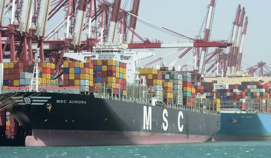 Trung Quốc áp thuế 'khủng', tàu chở hàng Mỹ phải lủi thủi về