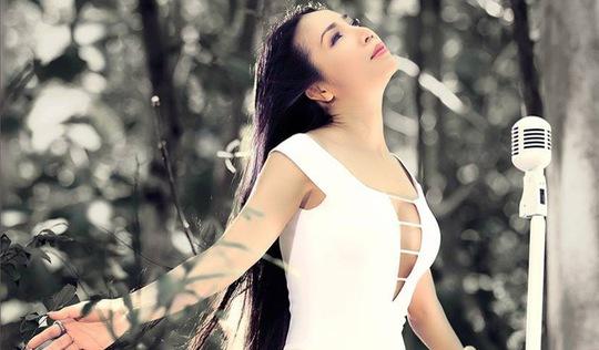 Ca sĩ Quỳnh Lan cùng nỗi đau mất chồng quá lớn