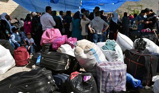 Hàng ngàn người tị nạn Syria bị trục xuất khỏi Li Băng