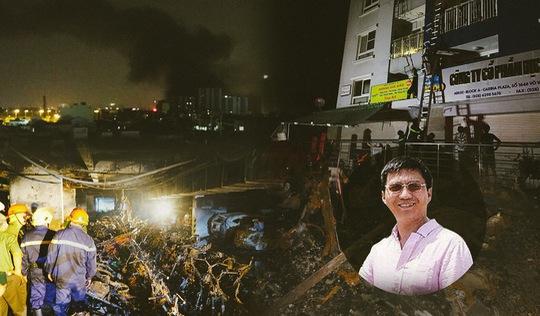 Sai phạm trong vụ cháy kinh hoàng khiến 'ông chủ' Carina bị bắt