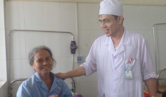 Lần đầu Thanh Hóa lấy huyết khối cơ học cứu bệnh nhân đột quỵ