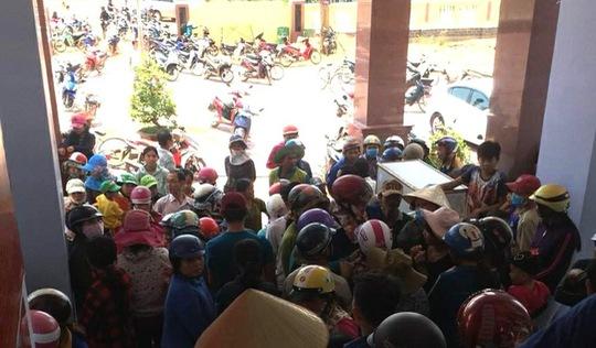 Công an khẳng định chưa có dấu hiệu bắt cóc trẻ em tại Bình Định