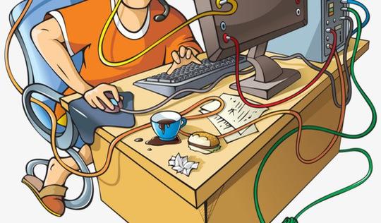 Game online và sức khỏe tâm thần