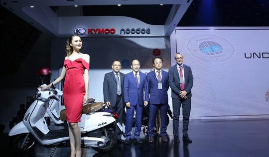 KYMCO triển lãm ra mắt sản phẩm mới