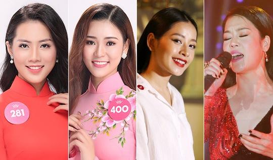 19-6: hoa hậu diễn bikini cùng Chi Pu, Thu Phương và hot girl ngô nghê