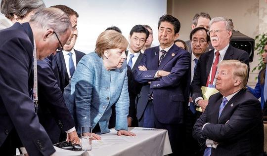 EU trả đũa đánh thuế hàng Mỹ