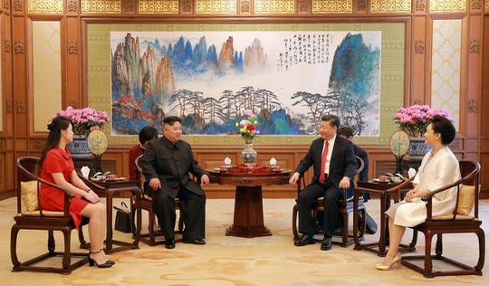 Triều Tiên, Trung Quốc đồng ý thúc đẩy hợp tác chiến lược và chiến thuật
