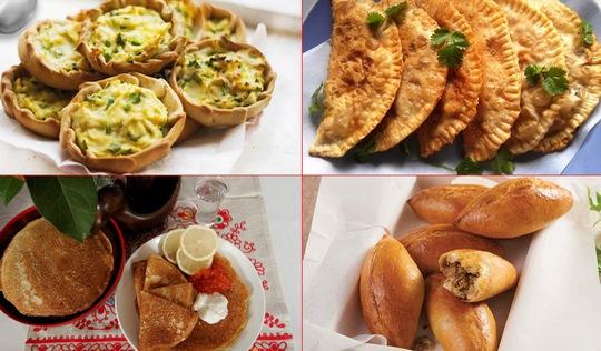 10 món ăn đường phố khó cưỡng khi đến Nga xem World Cup