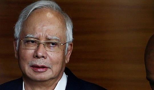 Lưới quét tham nhũng của Malaysia bắt đầu chạm đến cựu thủ tướng