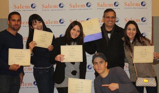 Nhiều học bổng hấp dẫn tại ĐH Công Lập Salem State University, Mỹ
