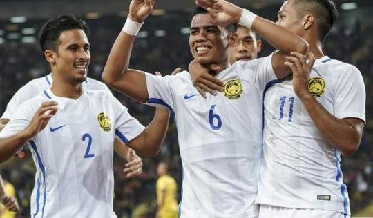 Chủ nhà U-22 Malaysia thắng sát nút Brunei ở trận ra quân