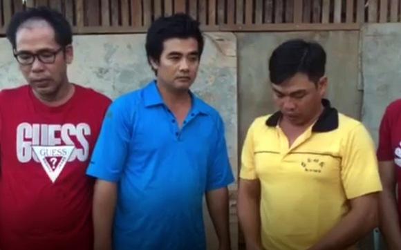 4 thuyền trưởng ở Indonesia quyết tuyệt thực, phản đối tới cùng