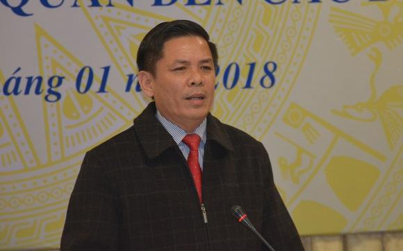Bộ trưởng Nguyễn Văn Thể: 'Ký hợp đồng BOT Cai Lậy tôi không tư túi'