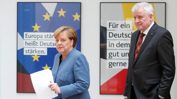 Thủ tướng Đức giảm nhập cư để lập liên minh