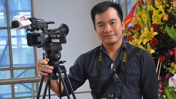 Đã tìm được thi thể phóng viên Đinh Hữu Dư