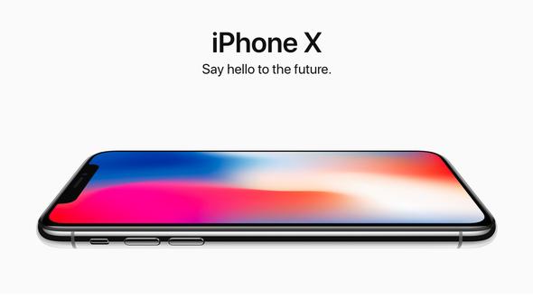 Apple trình làng iPhone X đặc biệt giá từ 999 USD