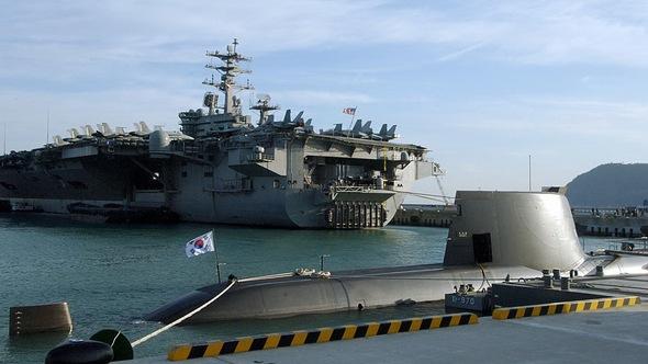 Hàn Quốc tung tin bị Triều Tiên đánh cắp thiết kế tàu ngầm