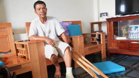 Quảng Nam khởi tố hình sự vụ 3 cán bộ đánh người bán chè