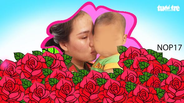 Tin ở hoa hồng