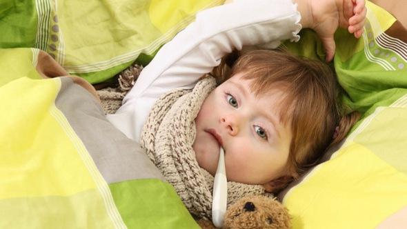 Những bệnh thường gặp ở trẻ lúc giao mùa và cách phòng tránh