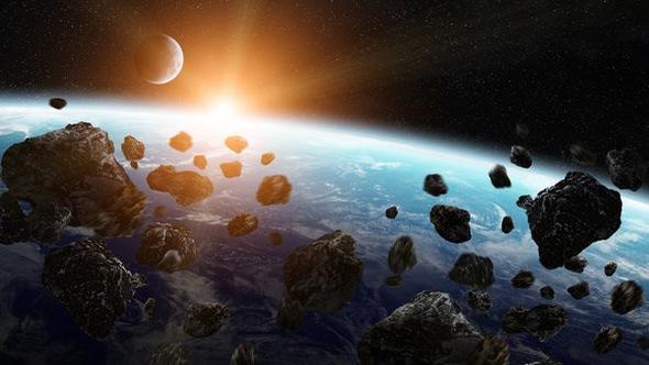 Sự sống trên trái đất có thể bắt đầu từ những thiên thạch