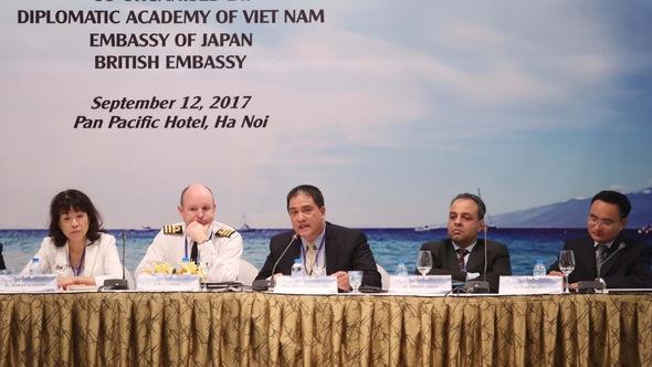 Bộ quy tắc cho Biển Đông phải có tính ràng buộc pháp lý