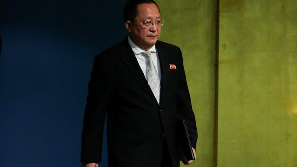 Triều Tiên cáo buộc Mỹ tuyên bố chiến tranh, dọa phản công