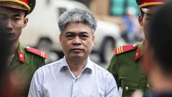 Nguyễn Xuân Sơn kháng cáo tội tham ô tài sản