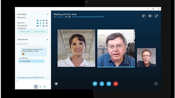 Microsoft đưa trợ lý ảo Cortana lên ứng dụng Skype