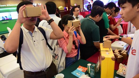 Ngày Công nghệ Tuổi Trẻ: chạm tay đến những công nghệ mới nhất