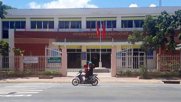 Rớt công chức vẫn vòng vèo lên phó phòng cấp huyện ở An Giang