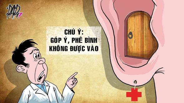Lãnh đạo Bộ Y tế, trưởng thành là biết lắng nghe
