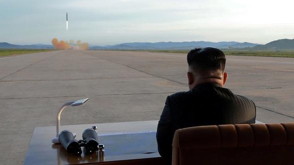 Triều Tiên: Bắn tên lửa vào Mỹ là chuyện 'không thể tránh khỏi'