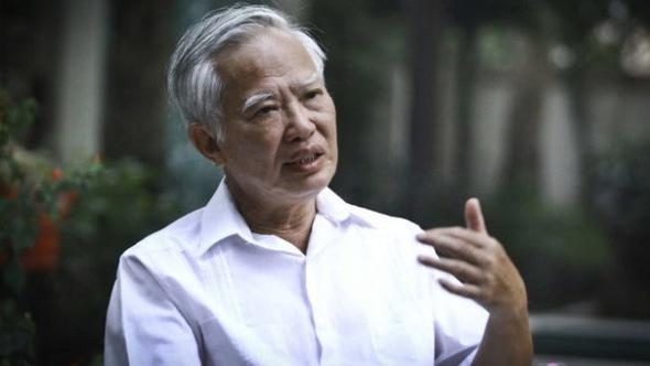 Nguyên Phó thủ tướng Vũ Khoan: Nhìn quá khứ, nghĩ tương lai