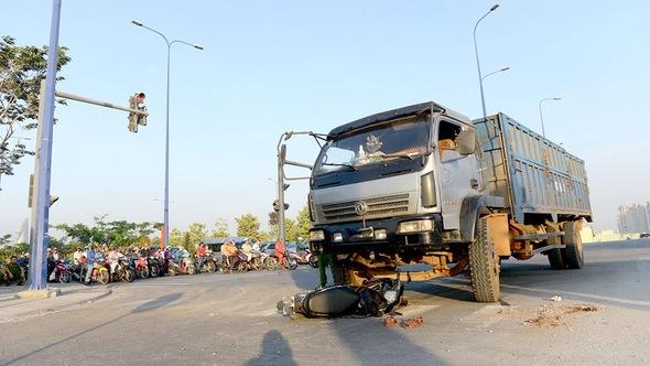 Học lái xe vì an toàn cho chính mình