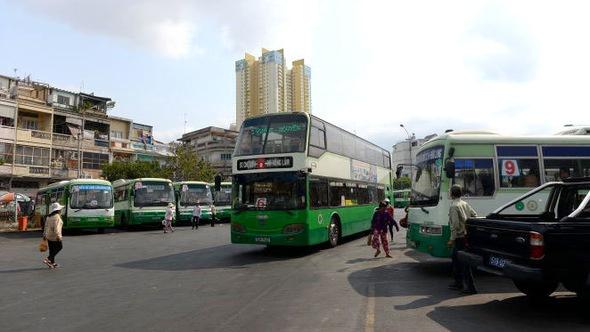 TP.HCM chưa đấu thầu cung ứng dịch vụ xe buýt