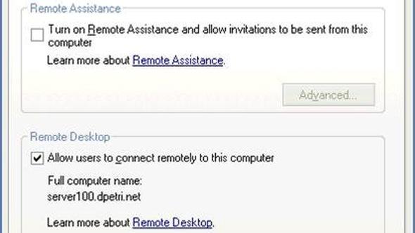 Phản hồi: Điều khiển máy tính từ xa như thế nào?