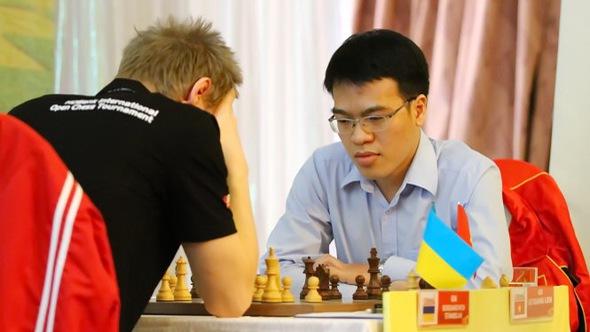 Quang Liêm đăng quang nghẹt thở ở Giải cờ HDBank 2017
