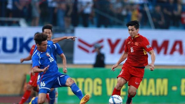 Khâu dứt điểm của tuyển Việt Nam vẫn còn kém