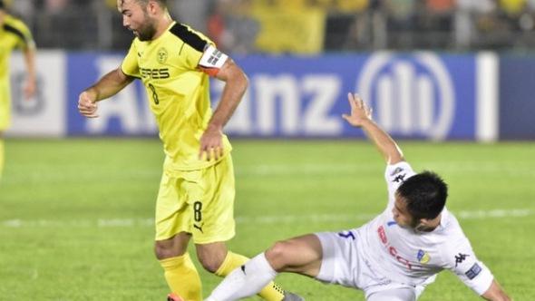 CLB Hà Nội thảm bại 2-6 tại AFC Cup 2017