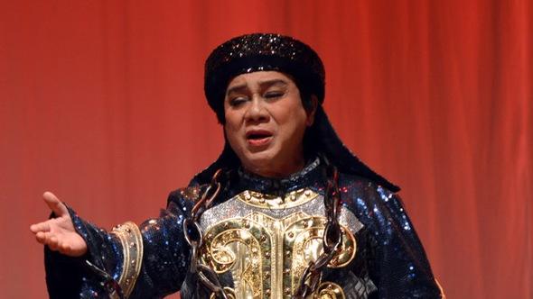 Nghệ sĩ Thanh Sang - giọng ca cải lương lừng danh qua đời