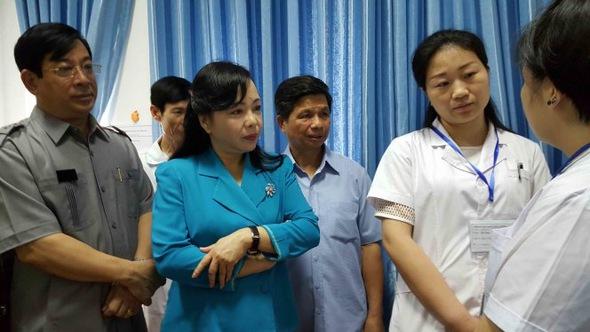 Nhiều sai phạm tại phòng khám có bác sĩ Trung Quốc