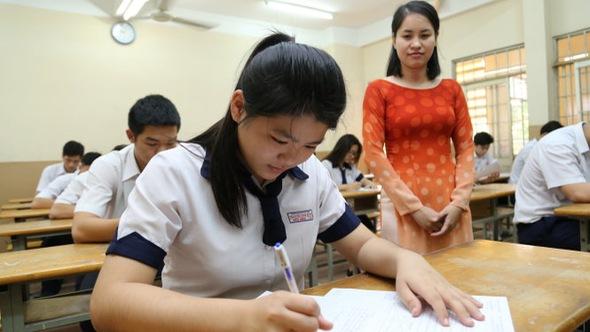 Học sinh TP.HCM luyện tập thi THPT quốc gia