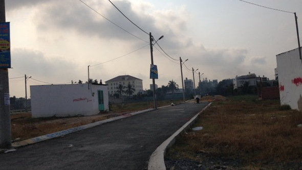 Tách thửa đất ở TP.HCM: tạo điều kiện cho dân, ngăn trục lợi